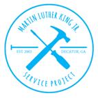MLK Day Service Project Logo