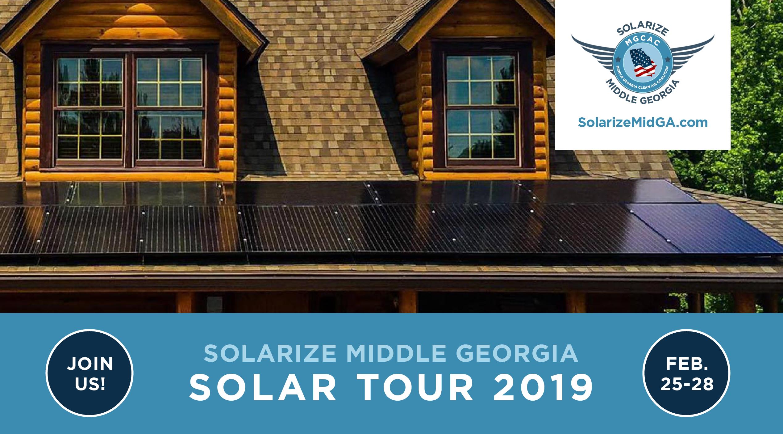 Solar Tour Banner