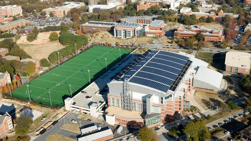 Georgia Tech solar program